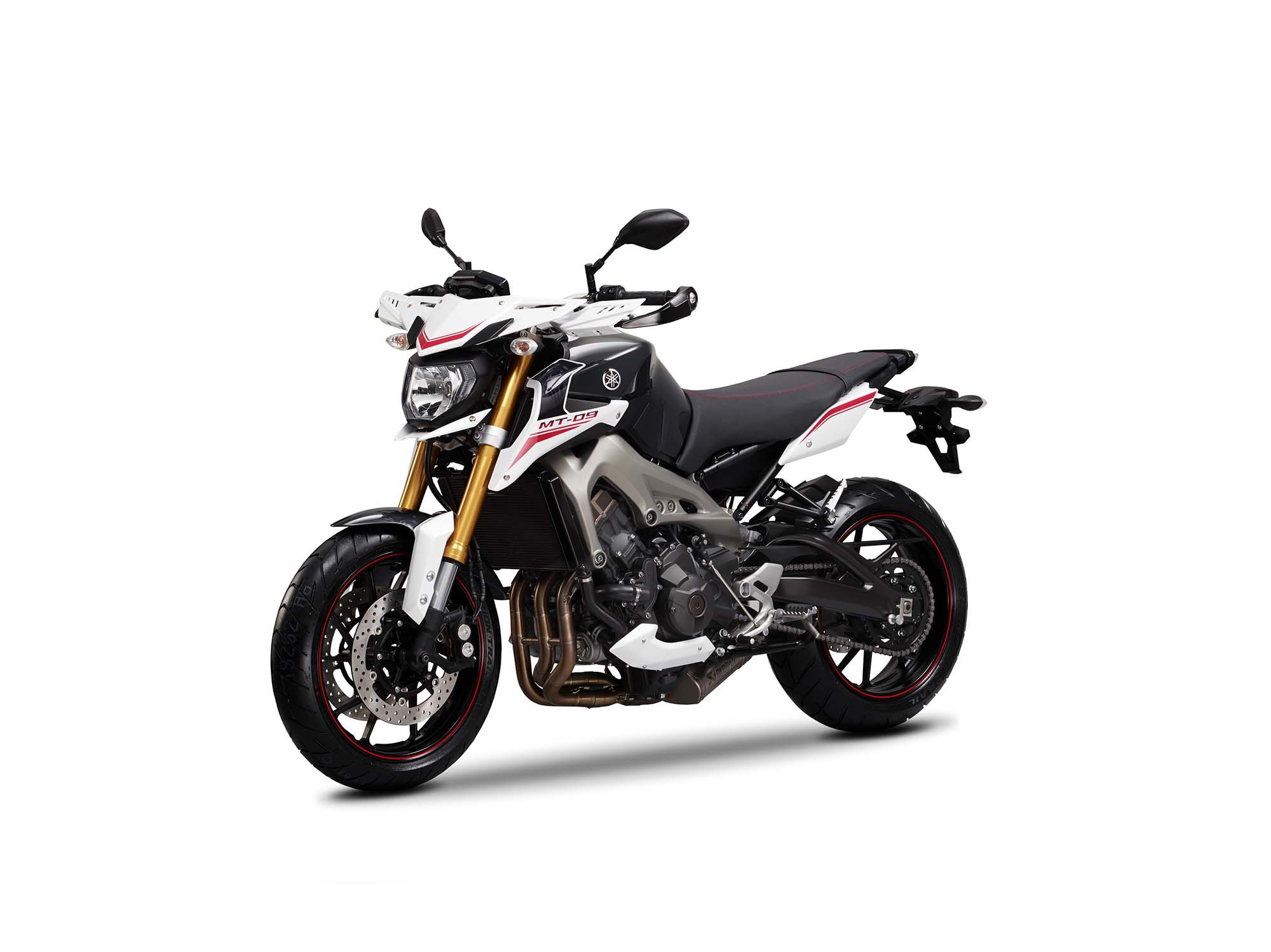 2014 Yamaha MT-09 Street Rally #2