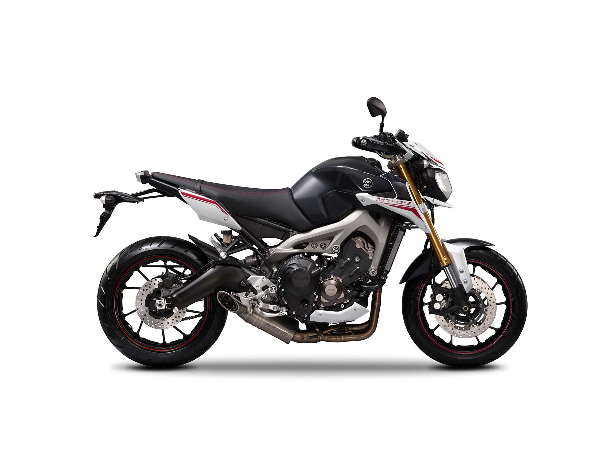 2014 Yamaha MT-09 Street Rally #5