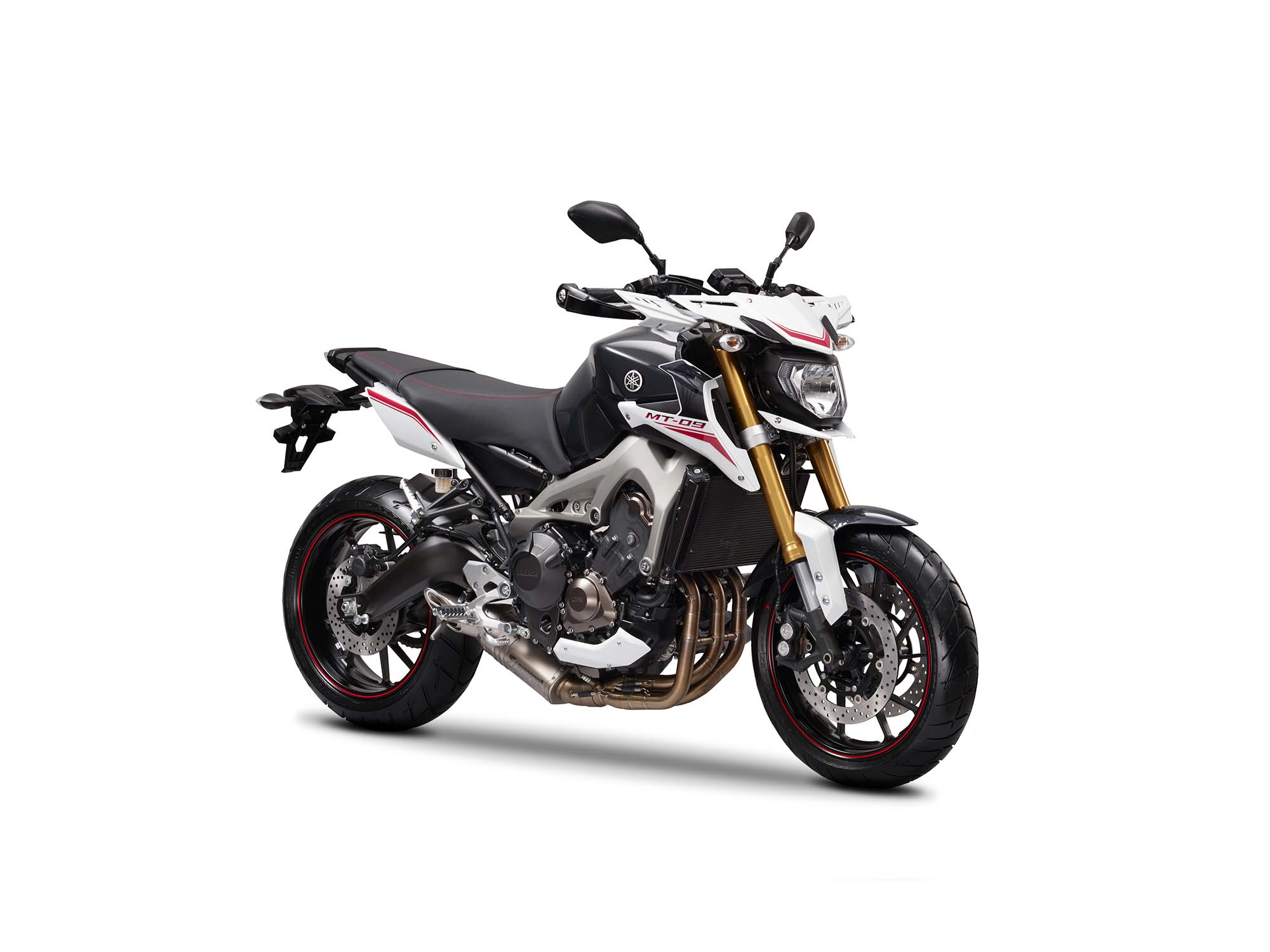 2014 Yamaha MT-09 Street Rally #1