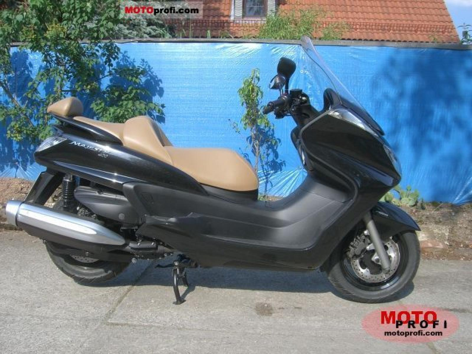 2007 Yamaha Night Max ABS #3