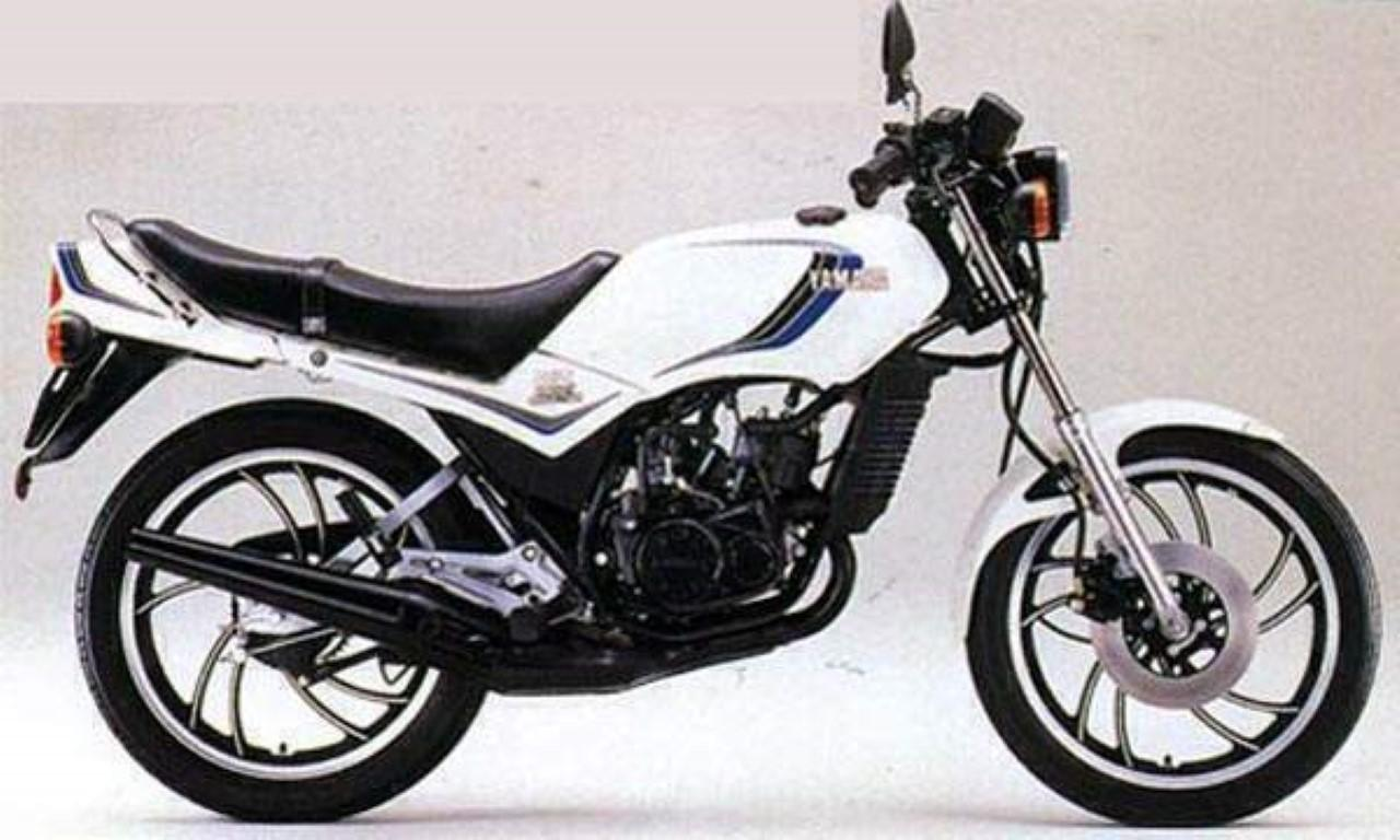 1982 Yamaha RD 250 LC (reduced effect) #6