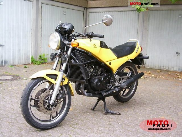 1983 Yamaha RD 250 LC (reduced effect) #7