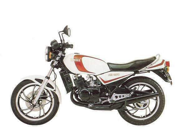 Yamaha RD 250 LC (reduced effect) #4