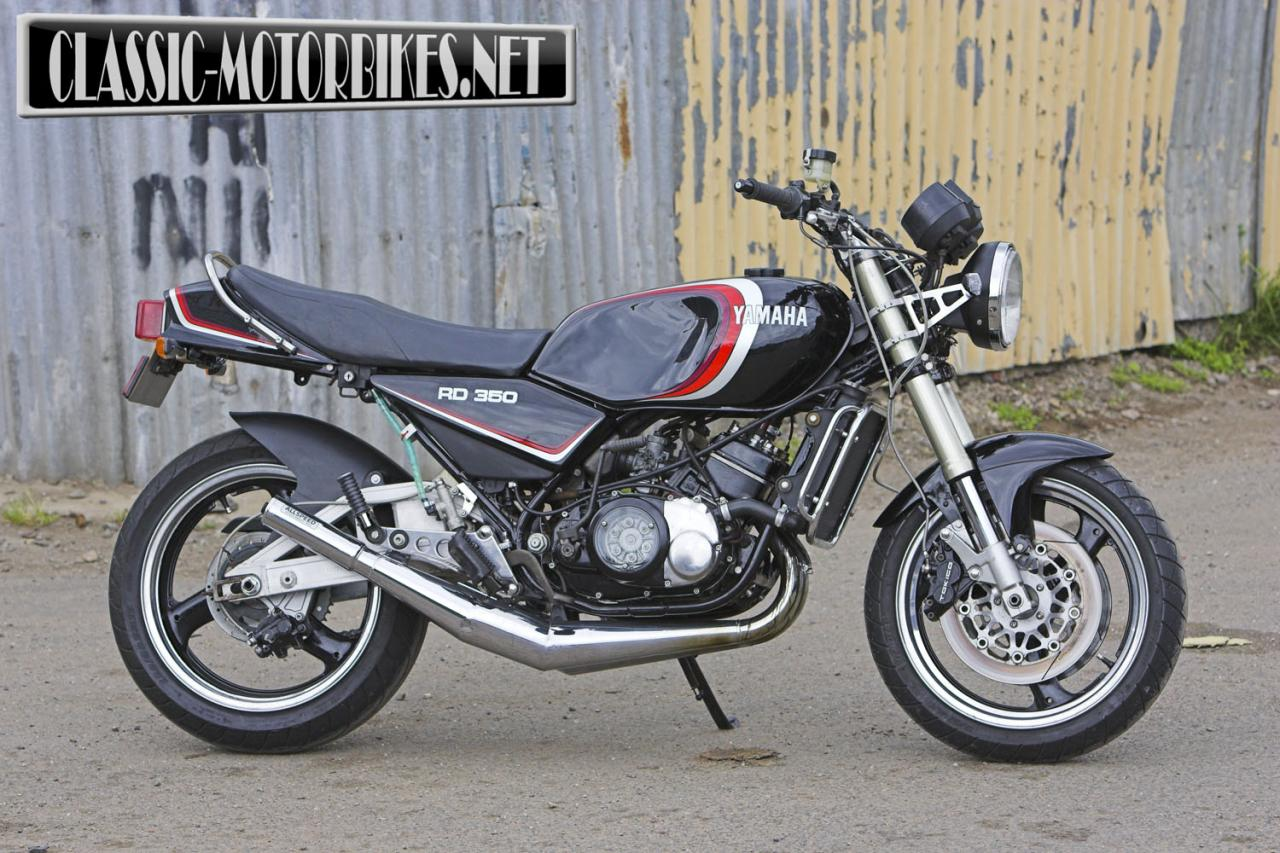 Yamaha RD 350 LC YPVS (reduced effect) #1