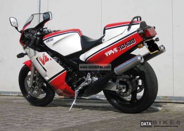 1985 Yamaha RD 500 LC Photos, Informations, Articles - Bikes