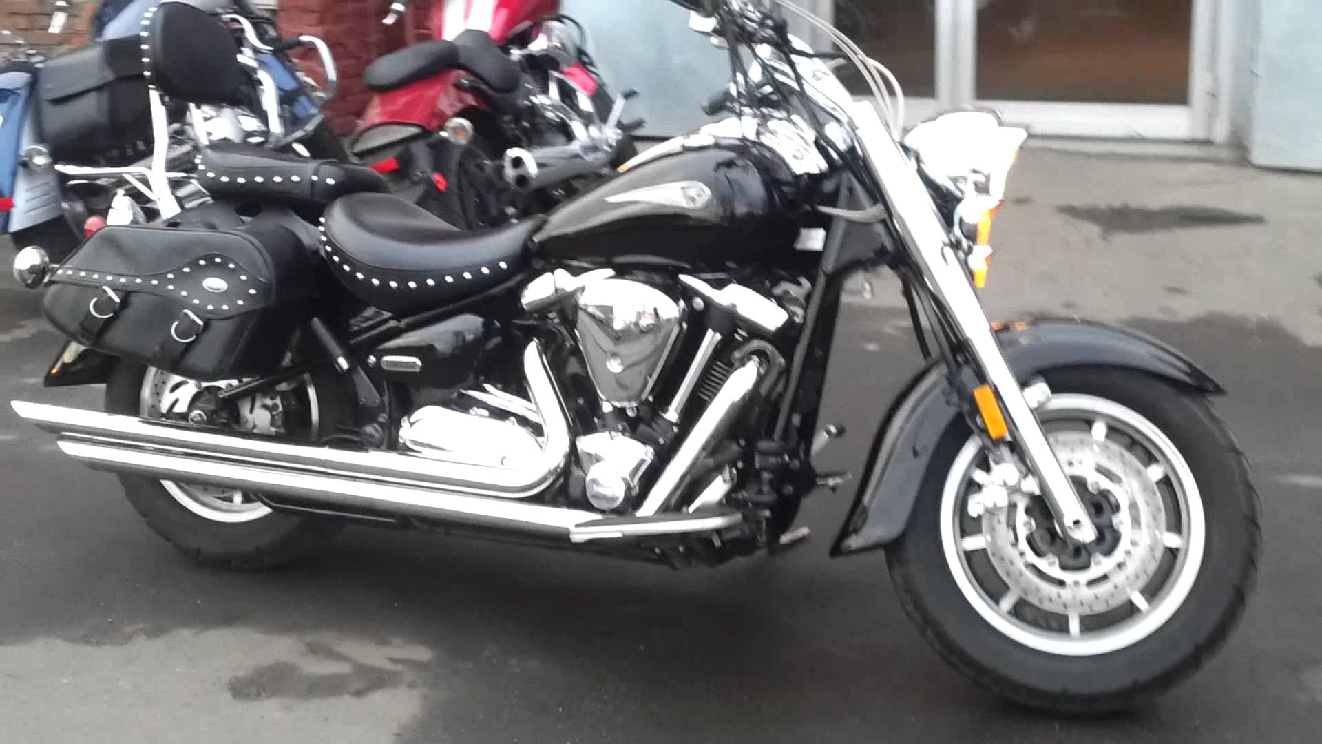 Yamaha Road Star 1700 #1