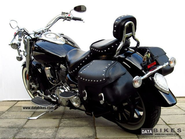 2006 Yamaha Road Star Midnight #6