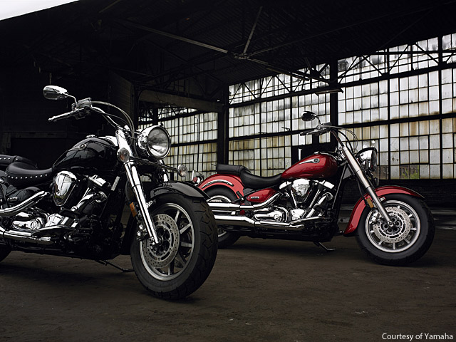 2006 Yamaha Road Star Midnight #4