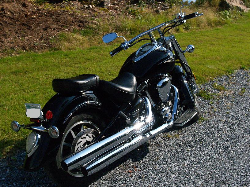 2006 Yamaha Road Star Midnight #1