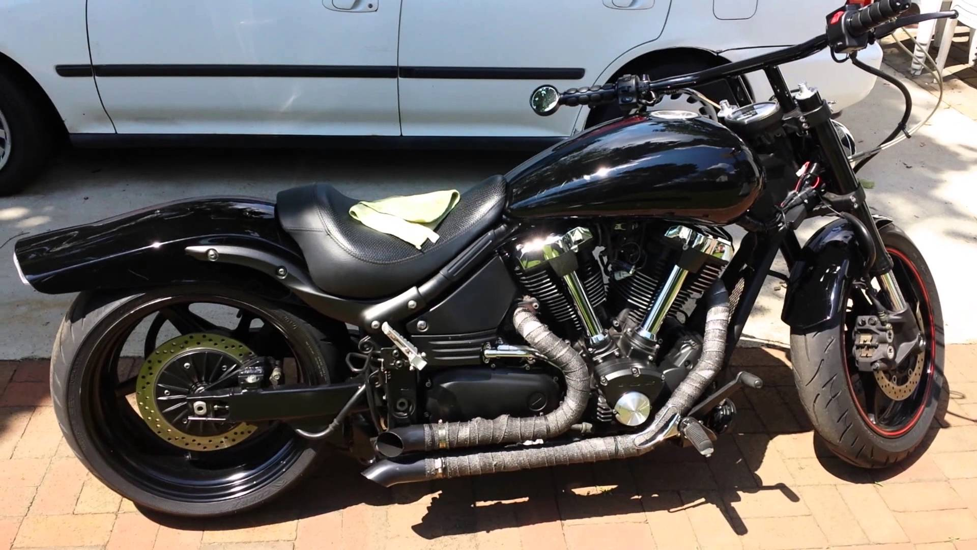 2006 Yamaha Road Star Midnight #5