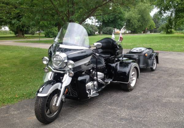 2005 Yamaha Royal Star Midnight Venture 1300 #4