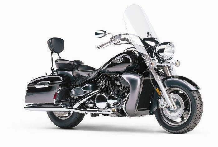 2005 Yamaha Royal Star Midnight Venture 1300 #8