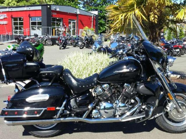 2005 Yamaha Royal Star Midnight Venture 1300 #9