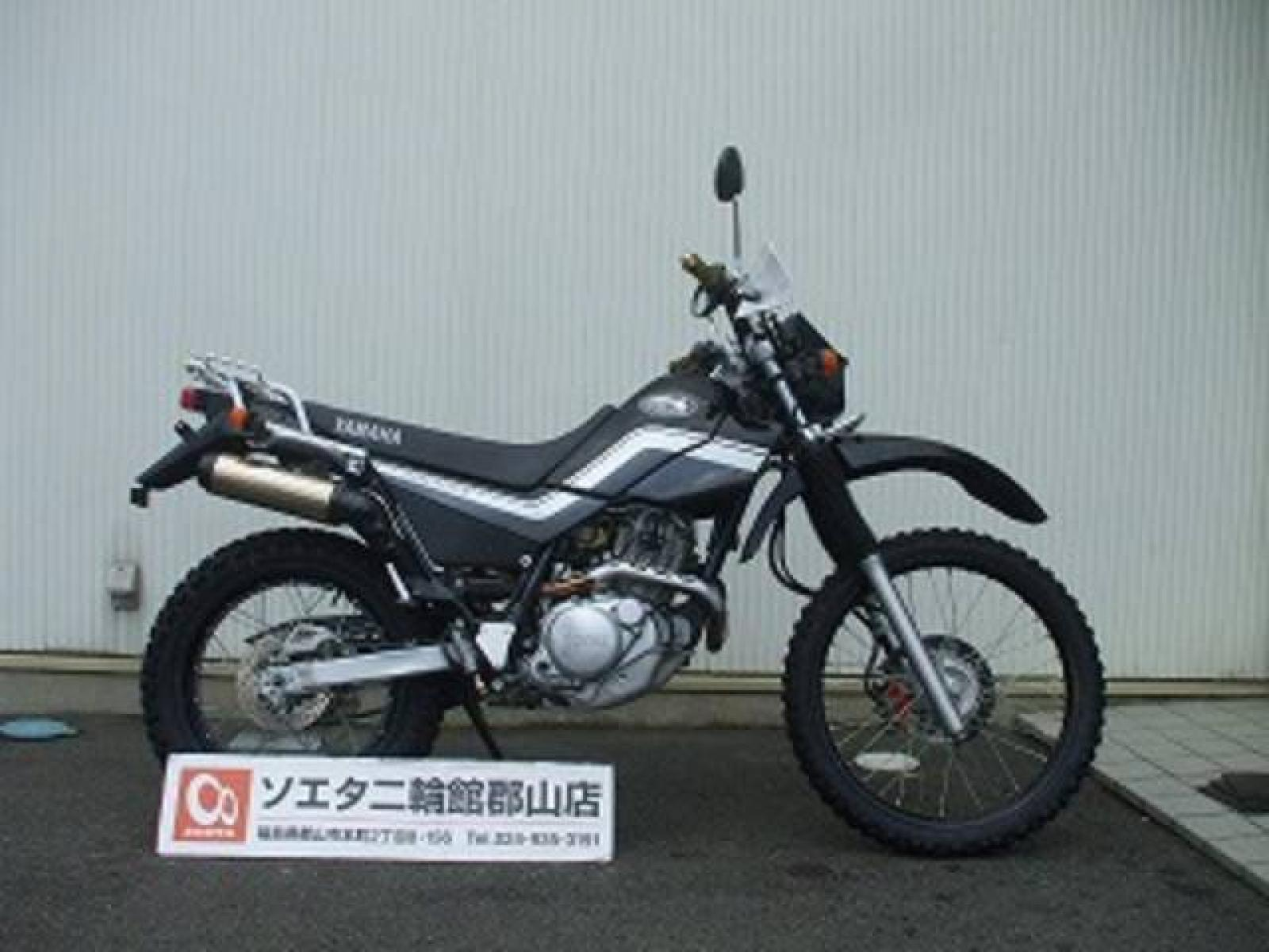 Yamaha Serow 225 WE #3