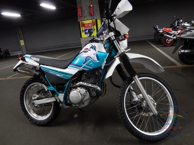 Yamaha Serow 225 WE #2