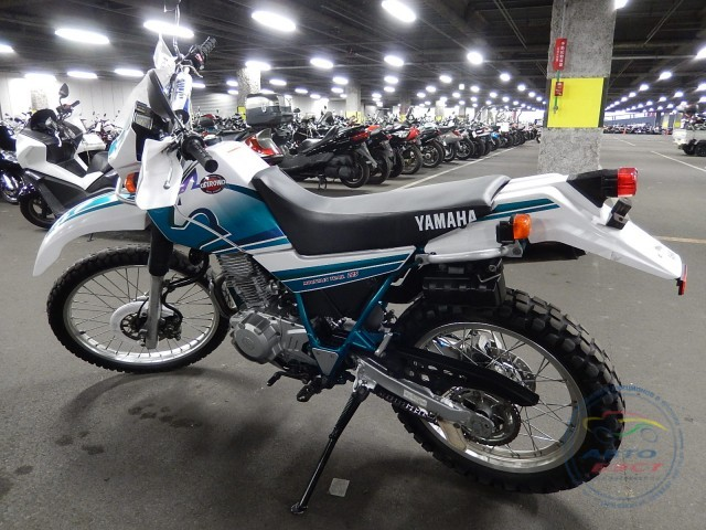 Yamaha Serow 225 WE #5