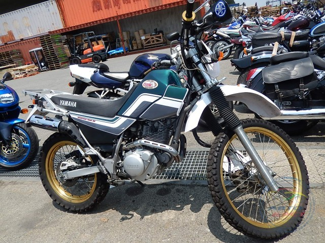 Yamaha Serow 225 WE #6