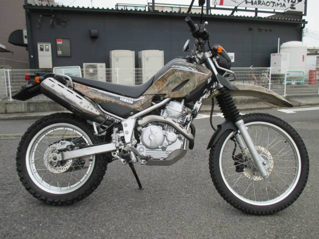 Yamaha Serow 250 25th Anniversary Special #6