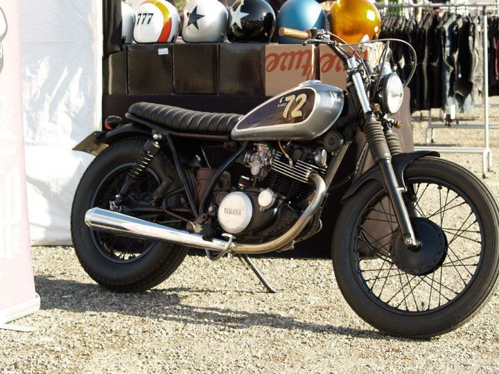 Yamaha SR 250 Special (reduced effect) #8