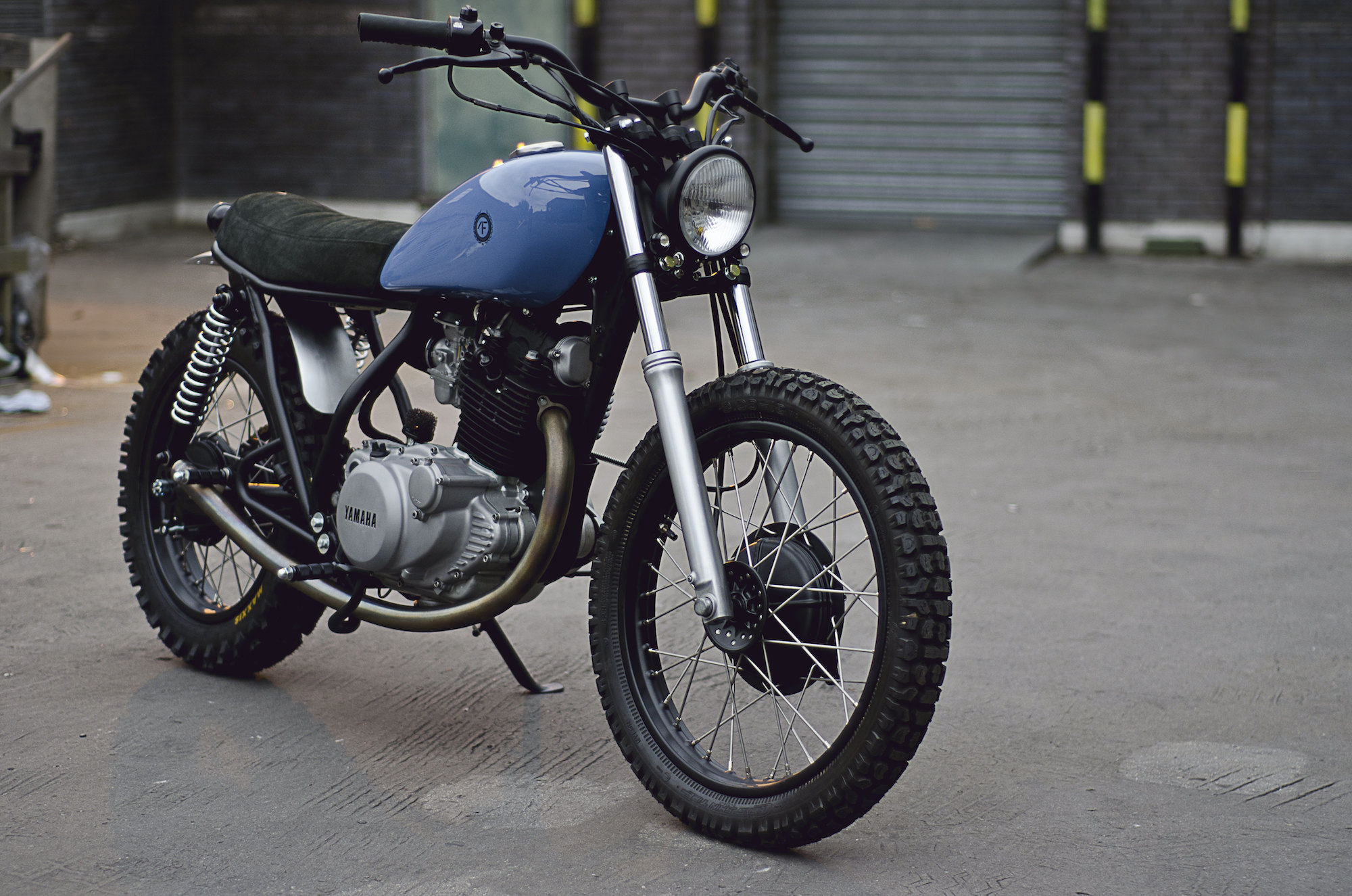 Yamaha SR 250 Special (reduced effect) #6