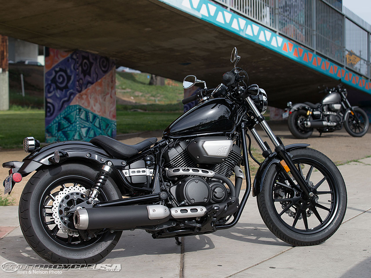 2014 Yamaha Star Bolt R-Spec #10
