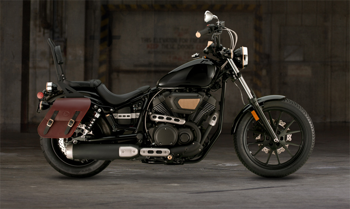 2014 Yamaha Star Bolt R-Spec #5