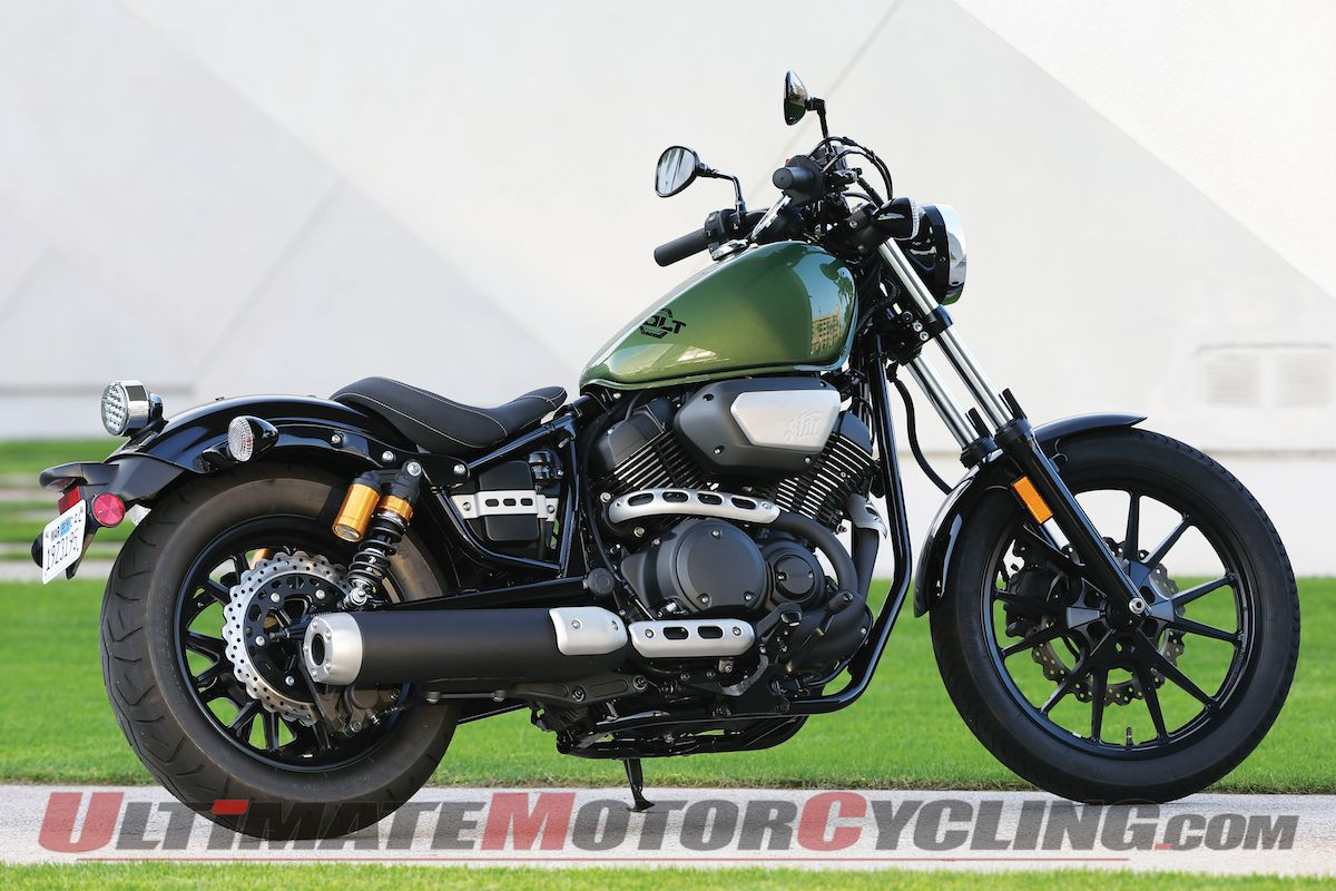 2014 Yamaha Star Bolt R-Spec #6
