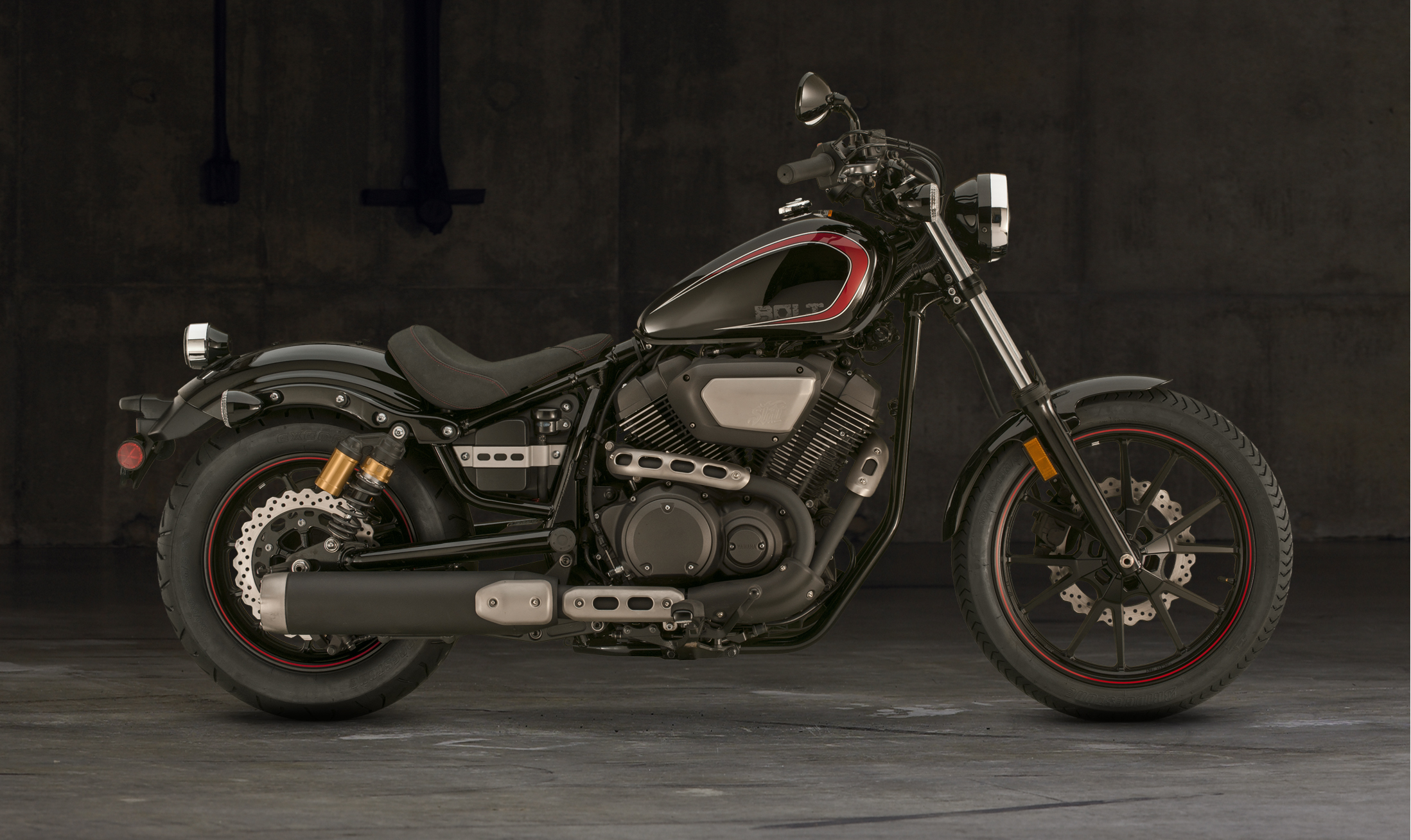 2014 Yamaha Star Bolt R-Spec #4