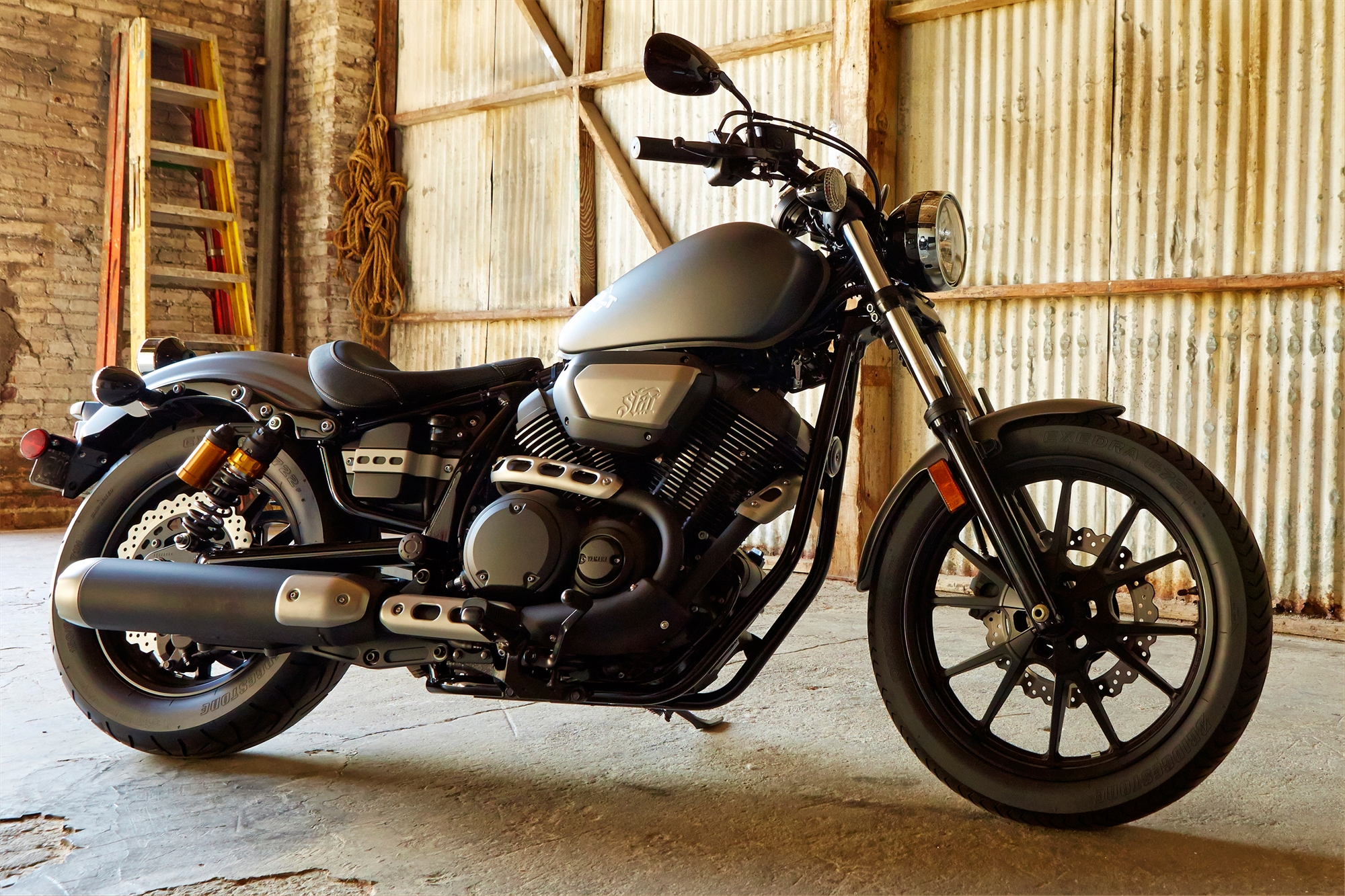 2014 Yamaha Star Bolt R-Spec #3