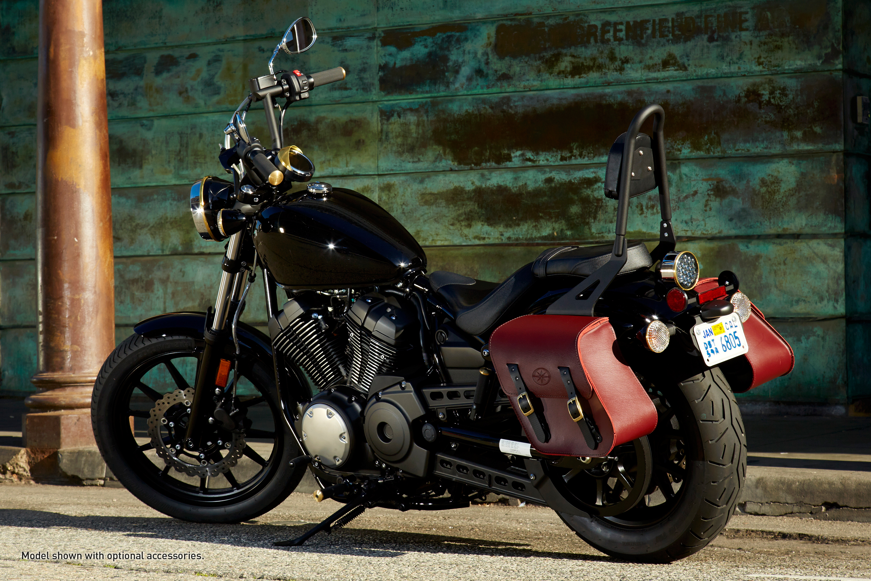 Yamaha Star Bolt R-Spec #8