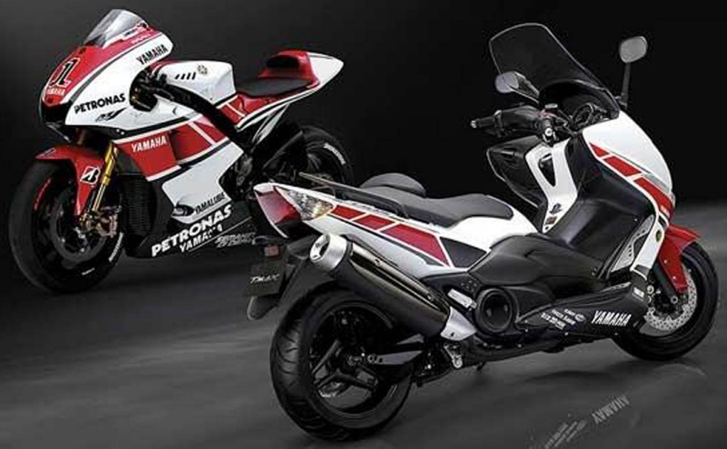 Yamaha TMAX 500 Special Edition #5