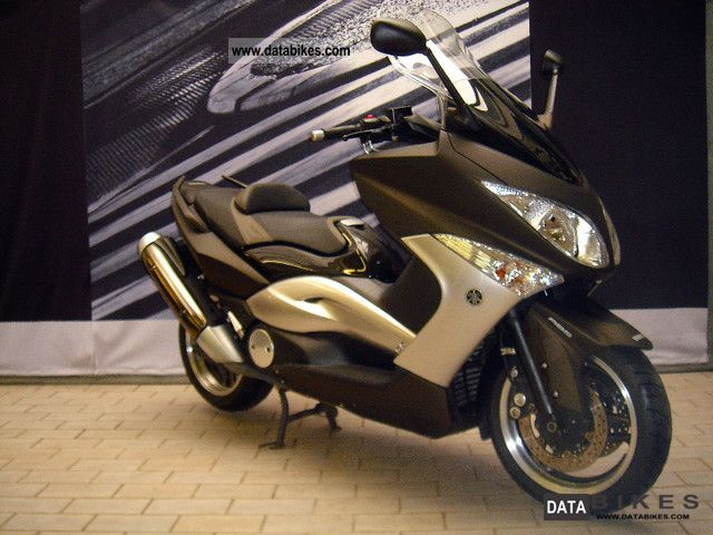 Yamaha TMAX 500 Special Edition #9