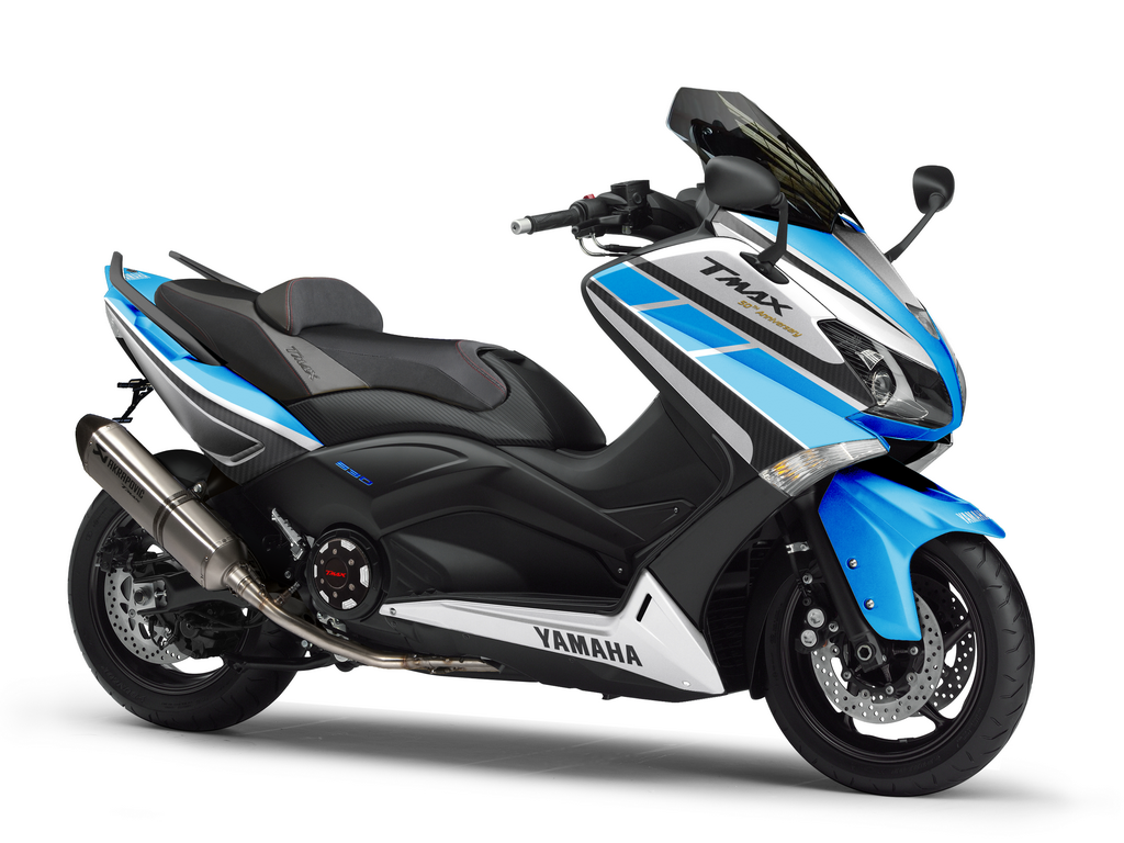 Yamaha TMAX 500 Special Edition #3