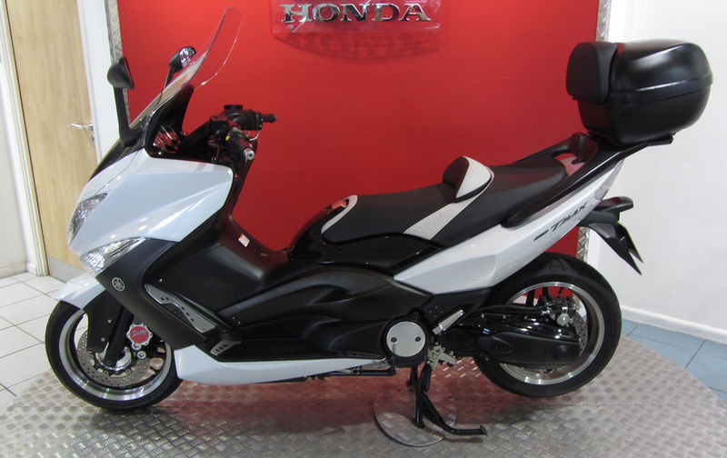 Yamaha TMAX 500 Special Edition #10