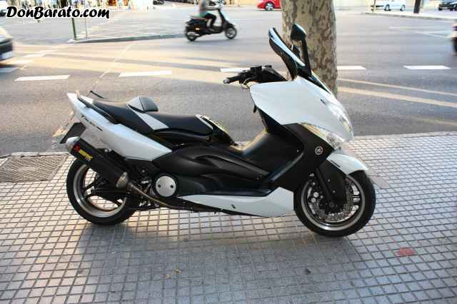 Yamaha TMAX Tech Max ABS #3