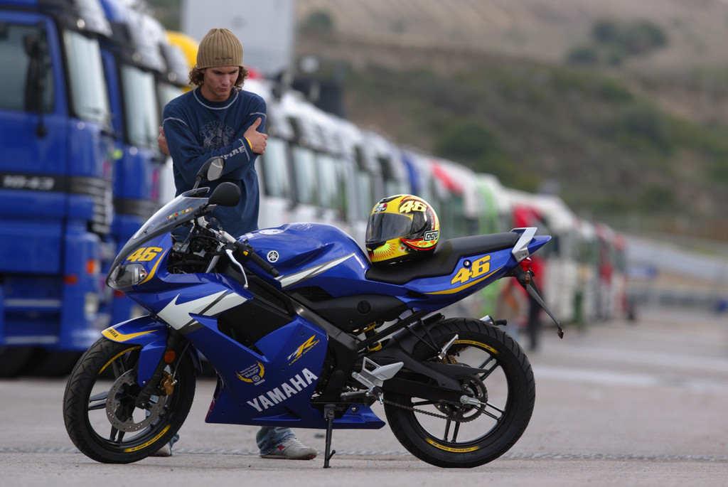 Yamaha TZR Race Replica #1
