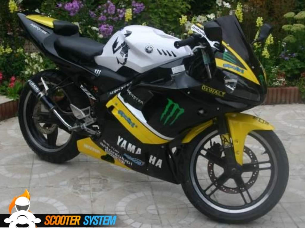 Yamaha TZR Race Replica #2