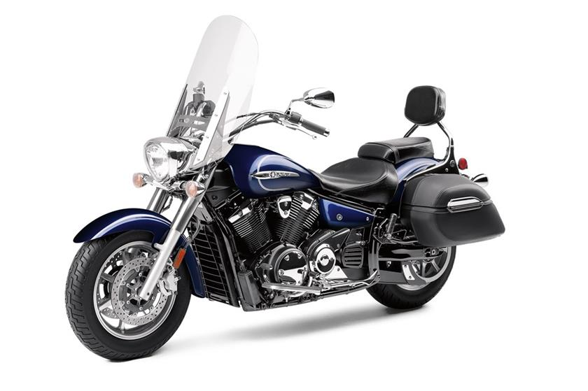 Yamaha V Star 1300 Tourer #1