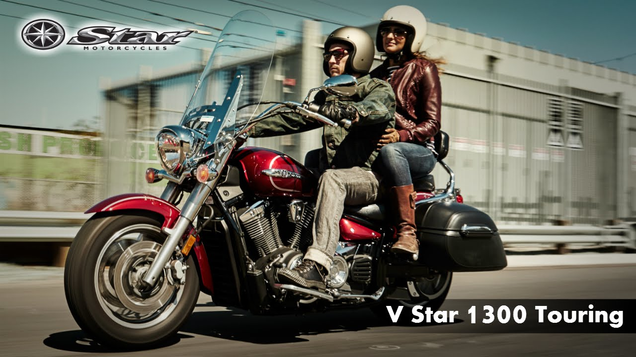 Yamaha V Star 1300 Tourer #3