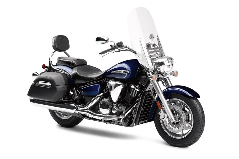 Yamaha V Star 1300 Tourer #2