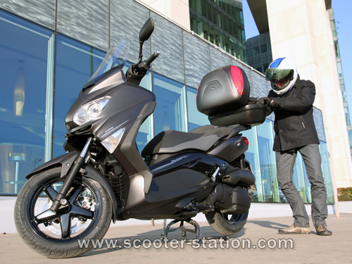 2011 Yamaha X-Max 125 ABS Business #9