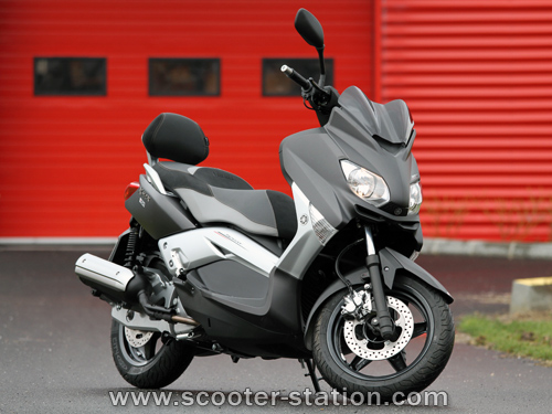 2011 Yamaha X-Max 125 ABS Business #3