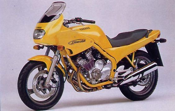 Yamaha XJ 600 N Diversion #4