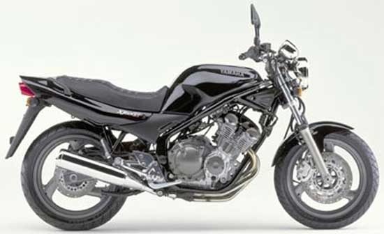 Yamaha XJ 600 N Diversion #2
