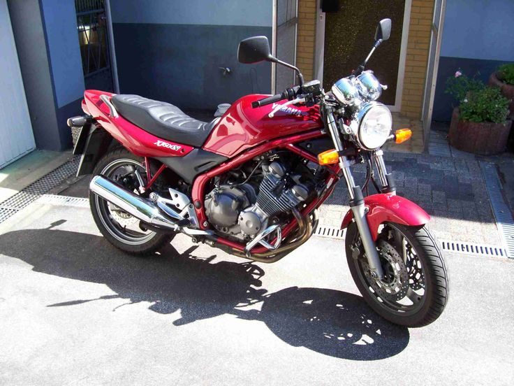 Yamaha XJ 600 N Diversion #3