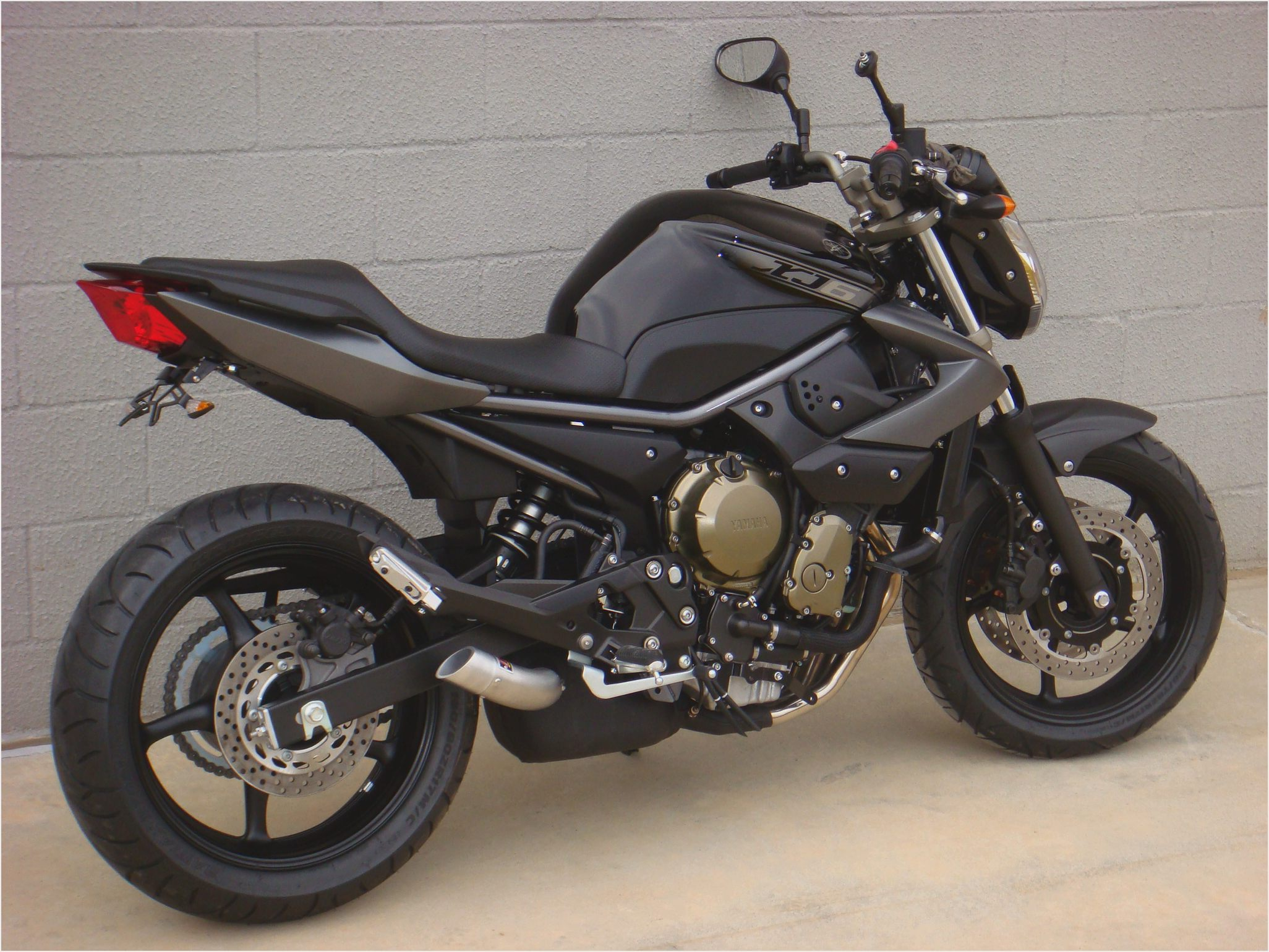2011 Yamaha XJ6 Diversion ABS #5