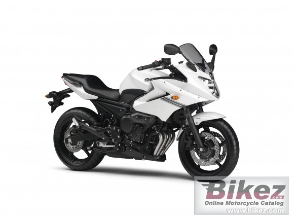 2011 Yamaha XJ6 Diversion ABS #4