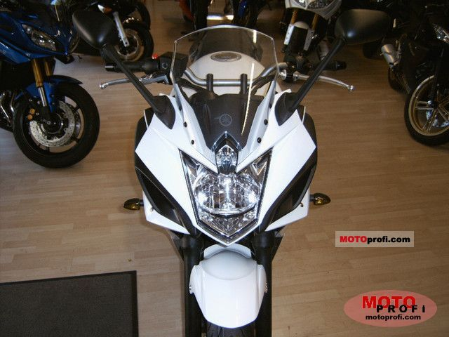 2011 Yamaha XJ6 Diversion ABS #6