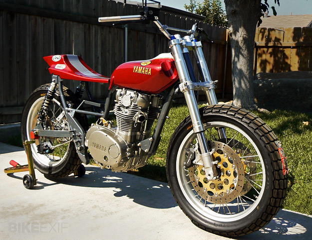 Yamaha XS 650 US. Custom #2