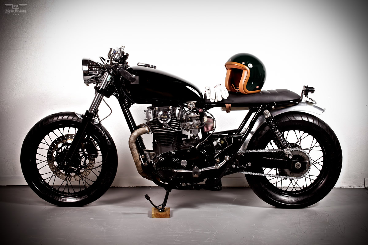 Yamaha XS 650 US. Custom #3